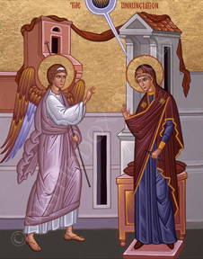 Annunciation of Set 1